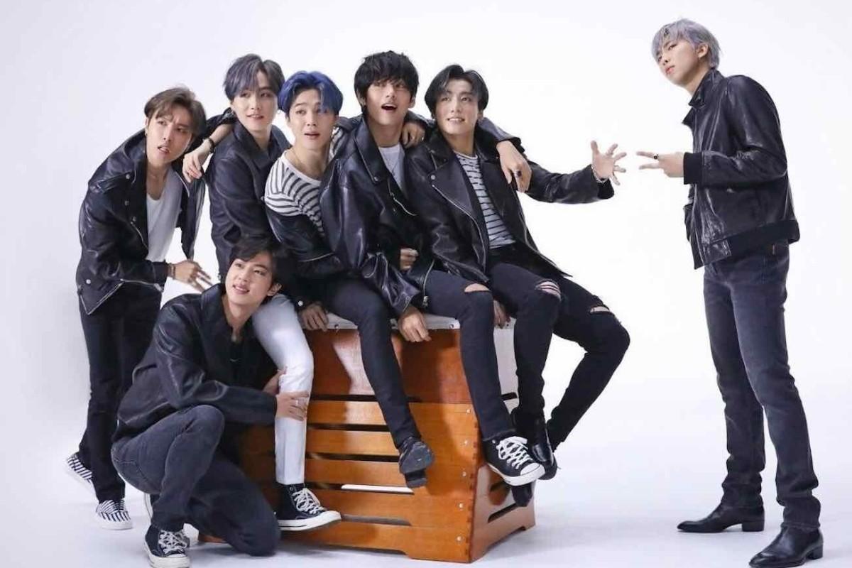 BTS (foto) dan K-pop secara keseluruhan telah memainkan peran besar dalam peningkatan popularitas bahasa Korea dan budaya pop secara global.  Foto: Big Hit Entertainment