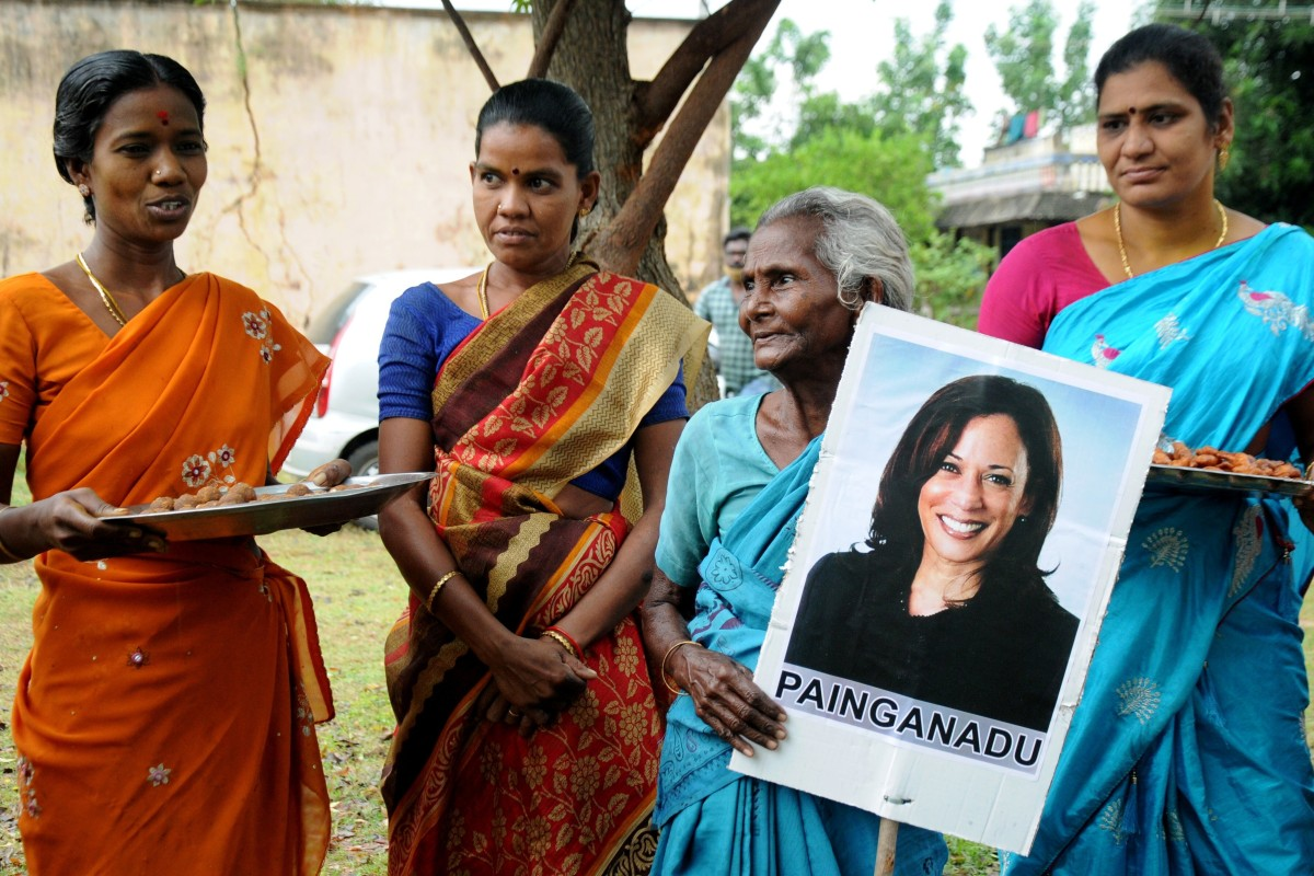Us Election 2020 In India Kamala Harris Win Sparks Joy Puts Spotlight On Struggle For Gender Equality In Politics South China Morning Post