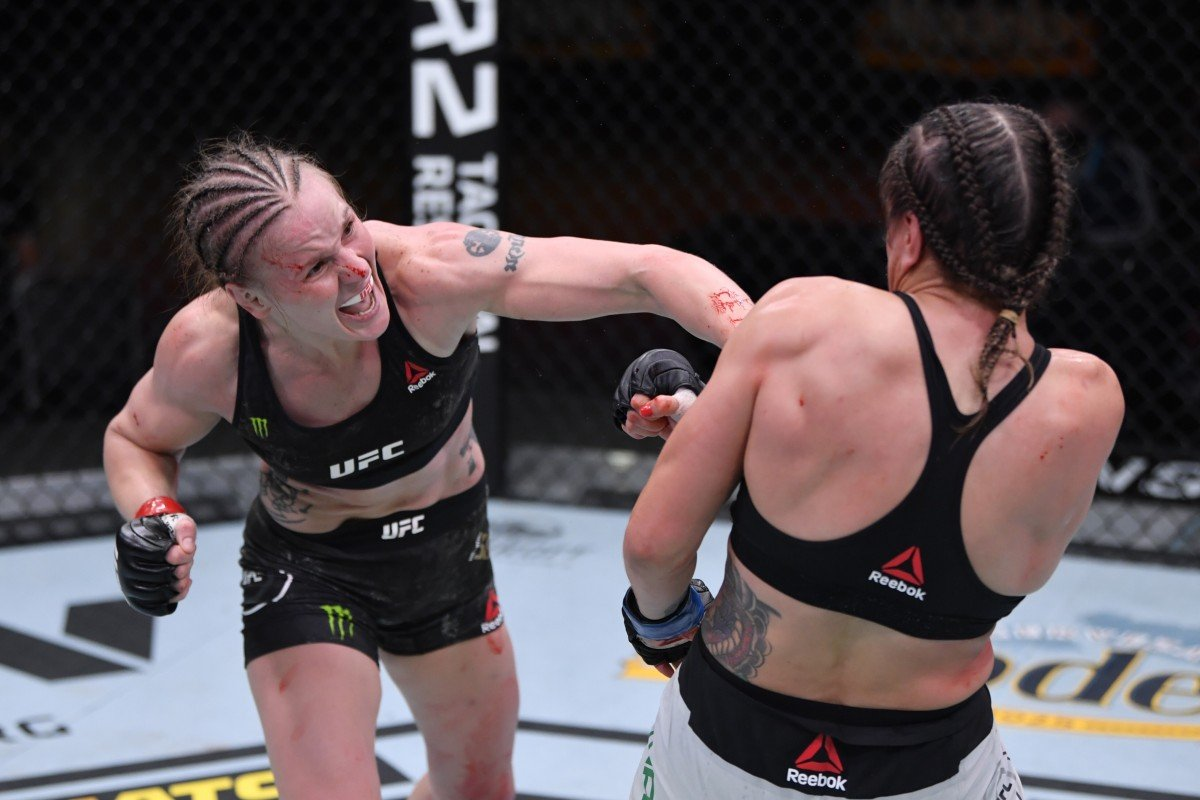 UFC 255: Valentina Shevchenko's domination continues as sisters shine