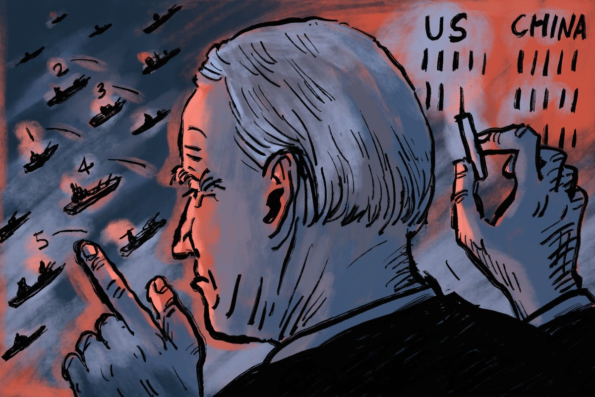 President-elect Joe Biden has made clear that he and his team plan to embrace American allies as vital partners without whom the US cannot succeed. Illustration: SCMP