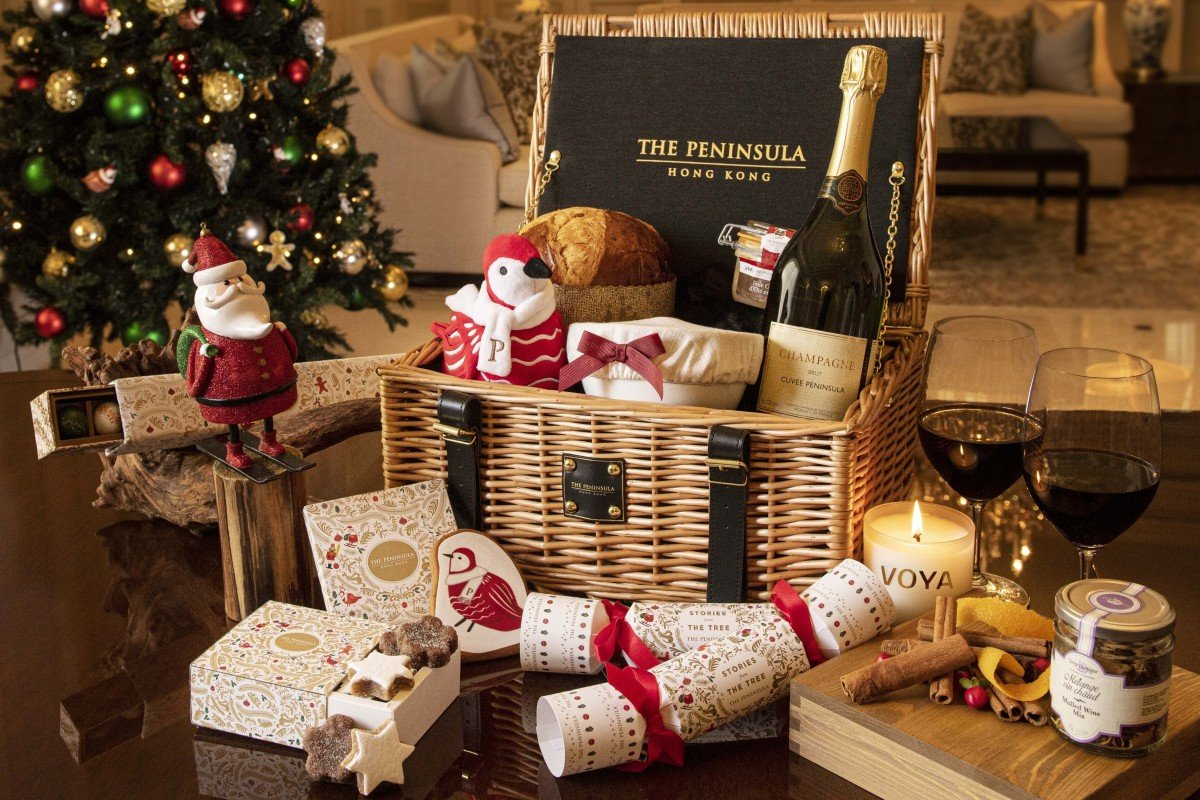 Gourmet Christmas Gift Ideas From A Stylish Fortnum Mason Picnic Bag To An Illy Home Brew Coffee Kit These Indulgent Presents Were Made For The Gourmand In Your Life South