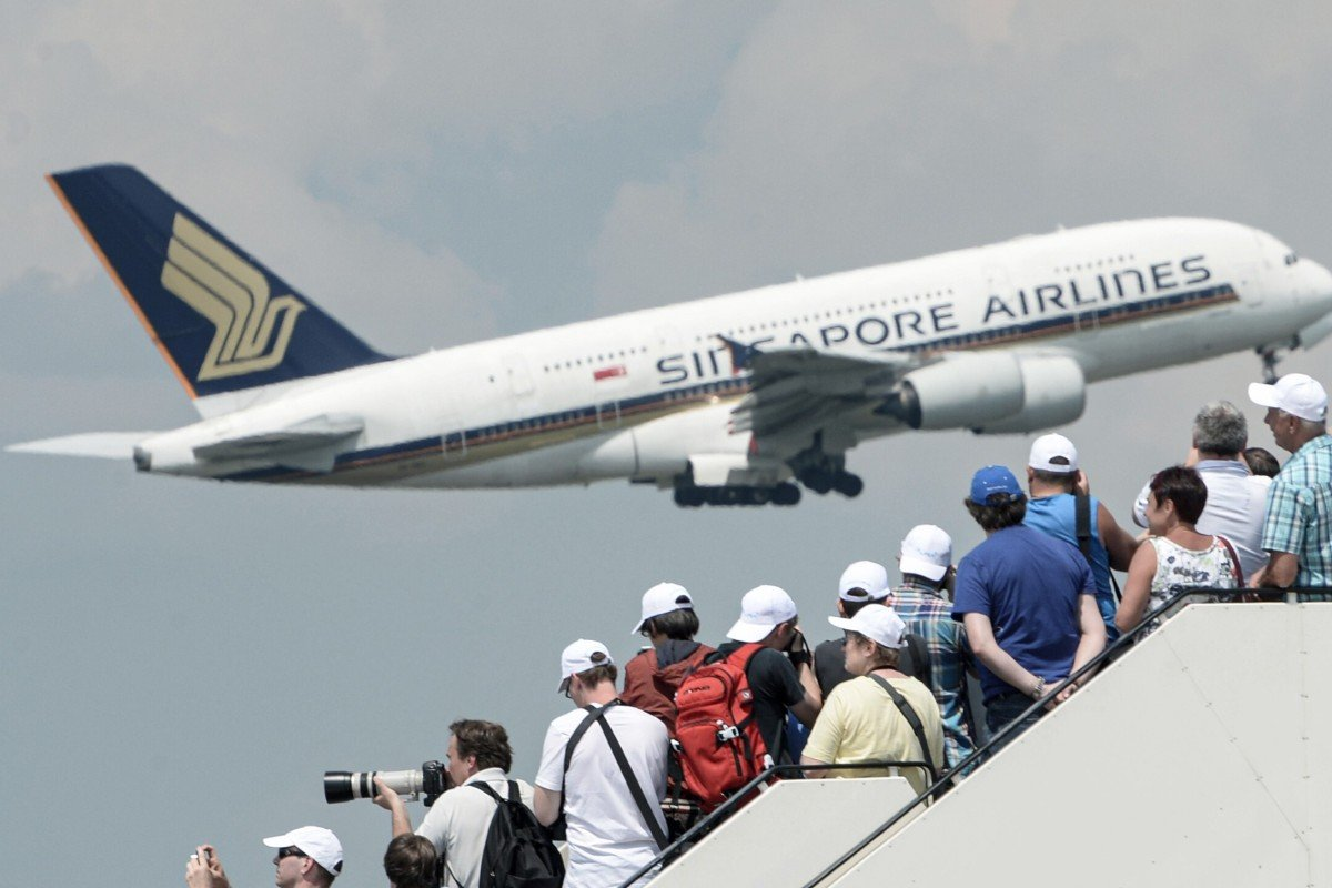Coronavirus: Singapore leads the way as international air travel in Asia picks up pace