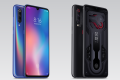 The Mi 9 comes in three colors, blue, pink and black, while the Explorer version is only available in ominous black. That's not Xiaomi's official name for it, but it should be. (Picture: Xiaomi)