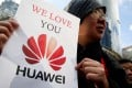 The arrest of Huawei's CFO Meng Wanzhou led to an outburst of support from Chinese netizens. (Picture: David Ryder/Reuters)
