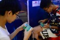 China has more mobile gamers than the entire population of the United States. (Picture: Reuters)