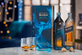 Johnnie Walker Blue Label Ghost and Rare Glenury Royal and Johnnie Walker Blue Label are blended from the rarest and most exceptional Scotch whiskies.