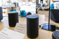 An Echo smart speaker sits on display inside an Amazon 4-star store in Berkeley, California. (Picture: Cayce Clifford/Bloomberg)