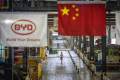 BYD is China's leading electric car maker. (Picture: EPA)