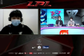 Players and casters all appear on screen wearing masks. (Picture: Bilibili)