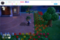 Despite word of a ban, on Monday a stream of Animal Crossing: New Horizons was still live on Bilibili, one of China's most popular video platforms. (Picture: Bilibili)