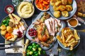 Marks and Spencer is taking the stress out of Christmas cooking by rolling out a gourmet food menu that can be ordered at the touch of your fingertips.