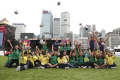 Laureus Sport for Good held a project visit in Hong Kong.