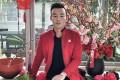 Kane Lim looking striking in red. Photo: @kanelk_k/Instagram