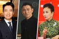 Hong Kong superstars with 30-year and more relationships with their partners, from left: Chow Yun-fat, Andy Lau, Lisa Wang. Photo: Handout/Okazaki Hirotake/SCMP