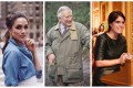 Meghan Markle, Prince Charles and Princess Eugenie are all environmentally conscious when it comes to what they eat and the charities they support. Photos: @meghanmarkle_official, @charlesprinceofwales, @princesseugenie/ Instagram