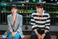 Bae Suzy and Nam Joo-hyuk in a still from Start-Up. Photo: Netflix