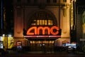 View of the AMC Empire 25 theatre on 42nd Street in the Manhattan borough of New York in January 2017. Photo: Shutterstock