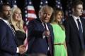 Donald Trump Jr., Tiffany Trump, President Donald Trump, Melania Trump and Barron Trump have all been making headlines of late. Photo: SIPA USA/TNS