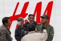 The Swedish-based retailer H&M has said it will not buy cotton produced in Xinjiang because of human rights concerns. Photo: AP Photo