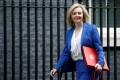 British trade secretary Liz Truss. Photo: Reuters