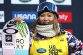 US Olympic snowboarding champion Chloe Kim. Photo: Getty Images/AFP