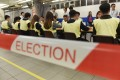 Existing laws in Hong Kong do not prohibit the casting of blank votes. Photo: SOPA Images via ZUMA Wire/dpa