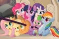 Cartoons such as My Little Pony have been labelled dangerous and too violent for children by a Chinese consumer group. Photo: Handout