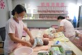 China's central bank has recommended the country's birth controls  be scrapped in a new report. Photo: Xinhua