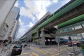 A picture of  Wong Chuk Hang MTR station. Photo: Google
