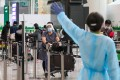 Hong Kong has imposed a flight ban on certain countries after detecting its first community Covid-19 cases involving a mutated strain. Photo: Nora Tam