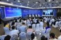 """A session titled """"The 21st Century Maritime Silk Road: Islands Economic Cooperation Forum"""", at the Boao Forum for Asia Annual Conference in China's Hainan province. Photo: Xinhua"""