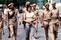 Charles Sobhraj pictured in the custody of Indian police. 'The Serpent' spent more than two decades imprisoned in India. Photo: Handout