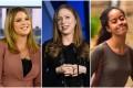 Jenna Bush, Chelsea Clinton and Malia Obama. Photos: @PageSix; @Oregonian; @balleralert/Twitter
