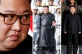 Kim Jong-un's weight has provoked concerns about the North Korean leader's health. Photos: Reuters, @martyn_williams/Twitter