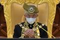 Malaysia's King Sultan Abdullah Sultan Ahmad Shah. Photo: AFP