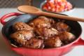 Chicken adobo is a classic Filipino dish, made with garlic, vinegar and black peppercorns. Photo: Jonathan Wong