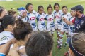 Hong Kong women's rugby sevens team coach Iain Monaghan' at an Asia Rugby Olympic Sevens qualifier tournament for the Tokyo 2020 Olympic Games in 2019. Photos: HKRU
