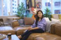 Peggy Choi is the founder and CEO of business knowledge sharing platform Lynk. Photo: SCMP