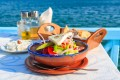 The Mediterranean diet has been linked to reduced chronic illnesses like cancer and heart disease. A new study suggests it might also aid in preserving cognitive health, too. Photo: Shutterstock