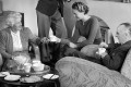 There's nothing more English than tea, this ad from 1948 proclaims. The rich world of tea is examined in Fortnum & Mason: Time for Tea by Tom Parker Bowles, with recipes and drink pairings. Photo: Getty Images