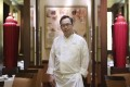 Executive Chinese chef Tony Wan Chung-yiu  talks about a lifetime spent in the kitchen. Photo: May Tse