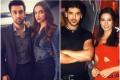 No Bollywood happy ending: Ranbir Kapoor and Deepika Padukone, Bipasha Basu and John Abraham, are to Indian celebrity couples who didn't go the distance. Photo: @ranbirdeepi/Instagram, @IyanAmjad/Twitter