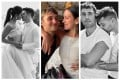Celebrities who found love online, from Priyanka Chopra and Nick Jonas, to Anwar Hadid and Dua Lipa, to Ricky Martin and Jwan Yosef. Photos: @priyankachopra, @duaanwar_, @ricky_martin/Instagram