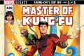 Shang-Chi is a fictional character, often called the 'Master of Kung Fu', appearing in Marvel comic books and now set to have his own film in the Marvel Cinematic Universe. Photo: Handout