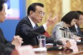 Chinese Premier Li Keqiang meets the press after the conclusion of the second session of the 13th National People's Congress, held at the Great Hall of the People in Beijing on March 15, 2019. Photo: Xinhua