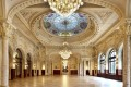 Ballroom at the Beau-Rivage Palace Hotel