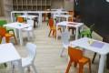 The new Italian International Kindergarten at South Horizons East. Photo: Edmond So