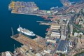 The port of Trieste on the Adriatic Sea offers potential for China's belt and road plans. Photo: Adriaports.com