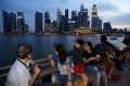 Destinations such as Singapore are likely to see a surge in popularity among Chinese holidaymakers. Photo: Reuters
