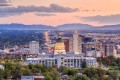 Property investment in secondary US cities such as Salt Lake City hold the potential for higher yields, but can be more difficult to sell in a down market. Photo: Shutterstock